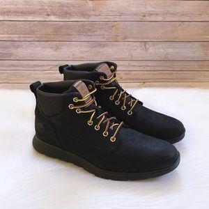 Timberland Black Killington Chukka Sneaker Boots